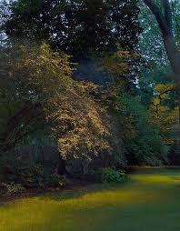 downlighting project u2013 lake forest illinois estate lighting