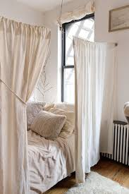 how to create dreamy bedrooms using bed curtains east side