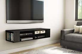 wall shelf entertainment system