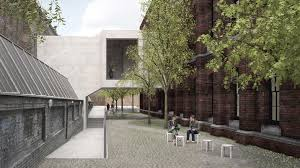 Renovation Kingdom Instagram david chipperfield releases details for royal academy of arts
