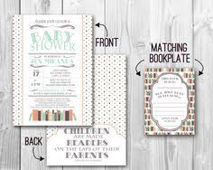inspired by the little golden books baby shower invitation with