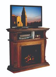 classic flame corinth home theater electric fireplace