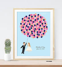 modern wedding guest book wedding sign guest book alternative print with portrait