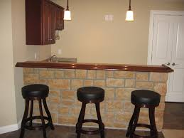 fresh modern bars for basements luxury 1124