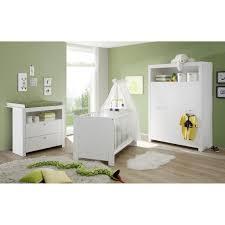 chambre bébé complète lit 70x140 cm armoire commode