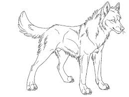coloring page of wolf kidscolouringpages orgprint u0026 download peter and the wolf