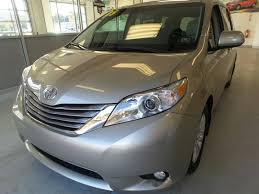 Toyota Sienna 2015 Specs Used 2015 Toyota Sienna For Sale Franklin Pa Vin