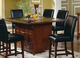 Top Dining Table Singapore Round Marble Top Dining Table Set Round - Granite top dining room tables