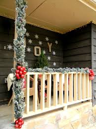 lovely outdoor decorating ideas for the holidays garden design