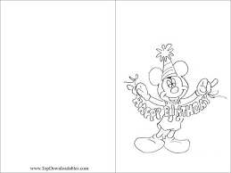 free printable disney mickey mouse invitations u0026 decorations