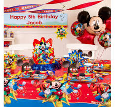 mickey mouse party mickey mouse birthday party ideas party city party city