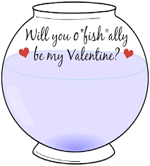 fish valentines free s day card printable fishbowl