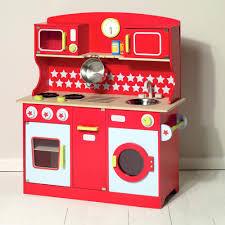 Kitchen Set Toys Box Toys R Us Wooden Train Set Hip Kids Red Retro Pretend Play Kitchen