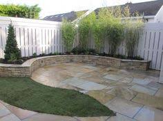Family Garden Design Ideas Artificial Turf Paving And A Rendered Wall Templestowe Project