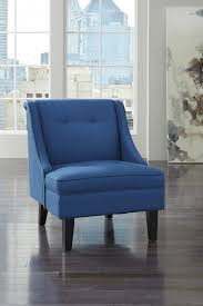 Blue Accent Chair Clarinda Blue Accent Chair 3623260 Chairs United