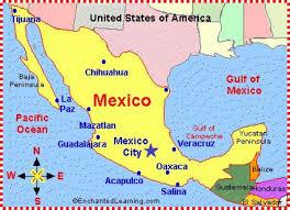 Baja Map Map Of Baja Mexico Atlas Mountains Map