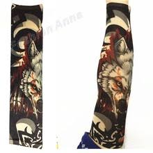 popular wolf tattoo sleeve buy cheap wolf tattoo sleeve lots from