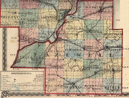 Illinois Map by Tazewell County Illinois Maps And Gazetteers