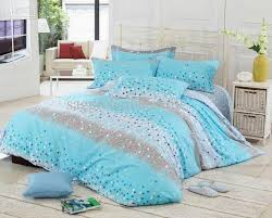 Queen Comforter On King Bed 19 King Size Bed Sets Walmart Brown And Blue Bedding