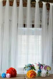 Ikea Flower Curtains Decorating 10 Ikea Wedding Décor Hacks Decorations Plan Your Wedding