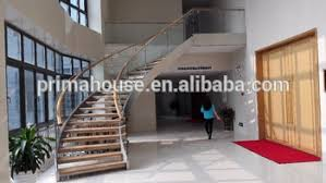 Curved Stairs Design House Interior Modern Curved Staircase Design Indoor Wood Treads