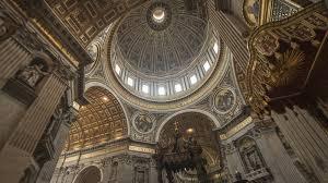 alla cupola di san pietro il di fabrizio falconi l immensit罌 della cupola di san