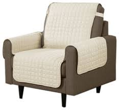 Linen Chair Slipcover Contemporary Slipcovers And Chair Covers Houzz