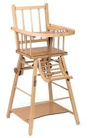 chaise haute bebe bois chaise en bois bebe excellent chaise haute ikea cuisine bois jouet
