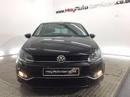 polo volkswagen 2015 used 2015 volkswagen polo 1 4 se design tdi bluemotion 5d 75 bhp