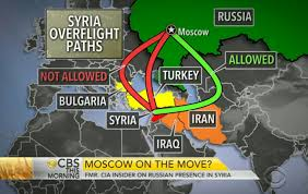Where Is Syria Located On The Map by Why Russia Is Supporting Assas Business Insider