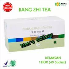 Teh Jiang tiens jiang zhi tea teh hijau tianshi ori teh pelangsing dan penurun