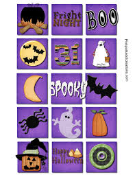 free printable halloween bingo game cards bingo archives pink polka dot creations