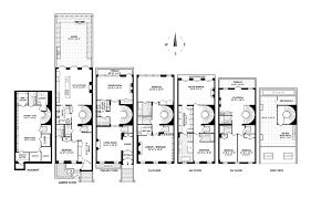 brownstone floor plans new york city new york city townhouse floor plans homepeek