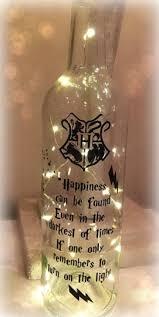 harry potter night light harry potter theme night light fairy light nightlight gift