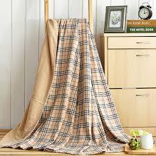 canapé angleterre 100 coton angleterre plaid serviette couverture adultes bébé