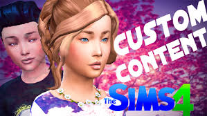 sims 4 kids hair the sims 4 custom content kids edition over 20 hairs youtube