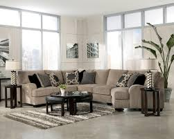 Ashley Furniture Microfiber Sectional Craftmaster F9 Custom Collection Customizable 3 Piece Sectional