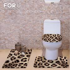 Leopard Bathroom Rugs Glamorous Bathroom Leopard Print Set Laptoptablets Us Of Animal