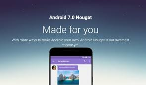 update android os waiting for android nougat update see if your smartphone is