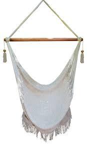 macrame indoor outdoor hammock chair contemporary hammocks and
