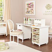 Craft Room Cabinets Anna Griffin Sewing Tables U0026 Cabinets Hsn