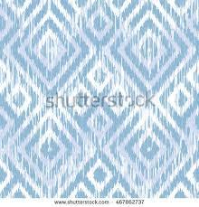 seamless ikat pattern on paper texture stock illustration