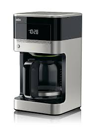 amazon com braun kf7150bk brew sense drip coffee maker black