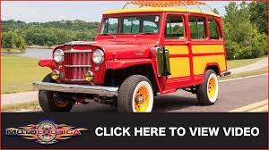 1962 willys wagon sold youtube