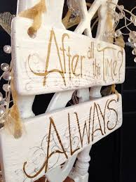 wedding quotes etsy to all the harry potter fans 2 sided wedding signs mr and mrs