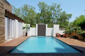 pool area outdoor pool area modern pool houston by gin design group