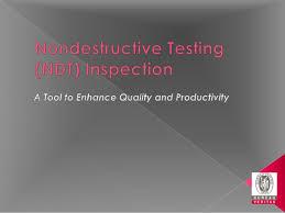 bureau veritas testing veritas nondestructive testing