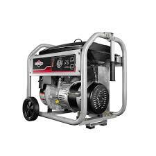 briggs u0026 stratton 3 500 watt gasoline powered portable generator