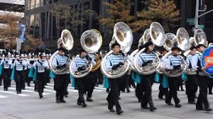 gulf coast high school marching band 2015 macy s thanksgiving