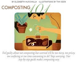 composting 101 vegetarian times